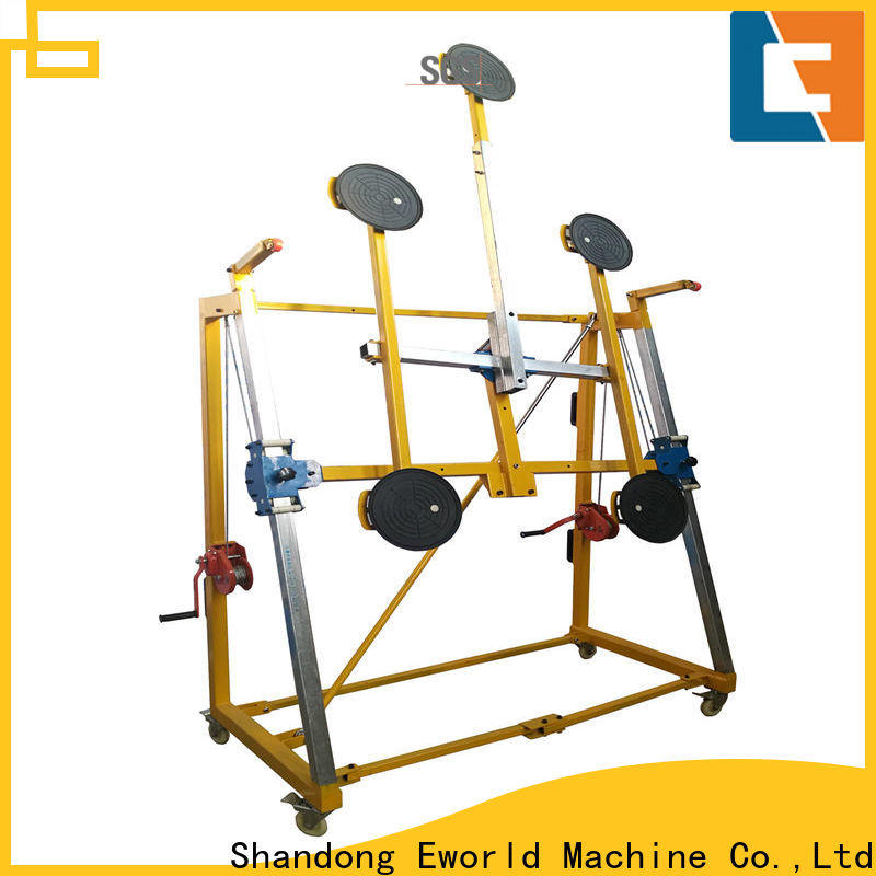 original outdoor glass installation lifter machine factory for industry