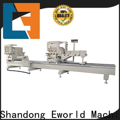 trade assurance automatic upvc and aluminum window machine corner manufacturer for manufacturing