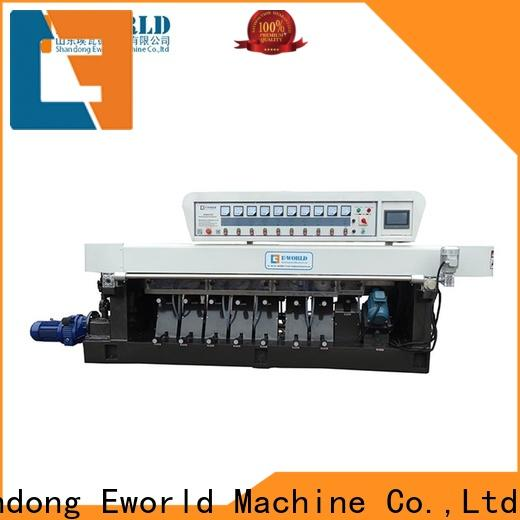 Eworld Machine functional straight line edging machine OEM/ODM services for industrial production