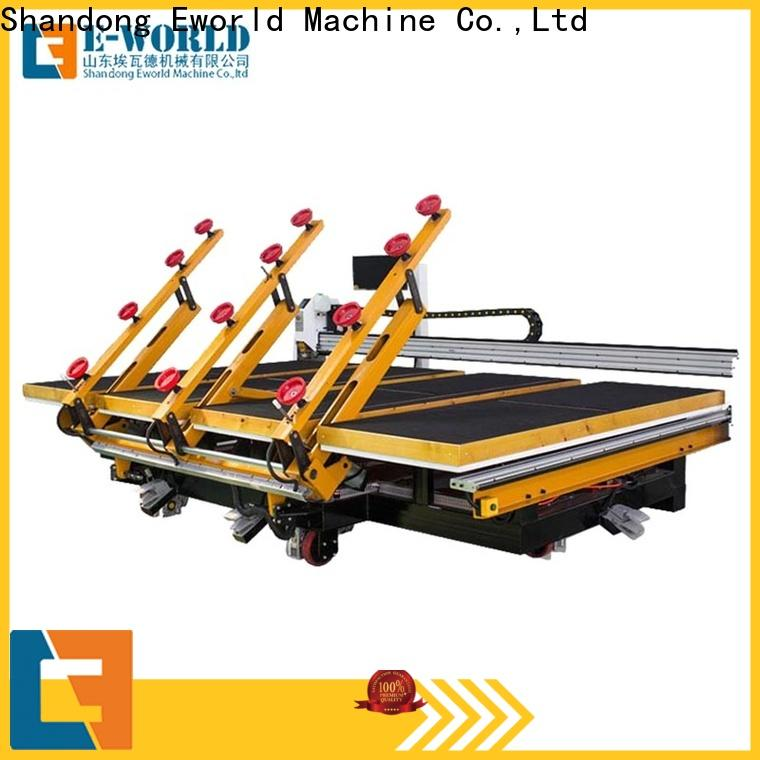 Eworld Machine good safety manual mosaic glass cutting table exquisite craftsmanship for sale