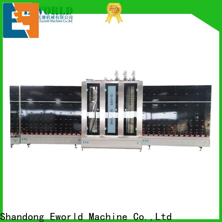 Eworld Machine insulating double glass glazing machine wholesaler for manufacturing