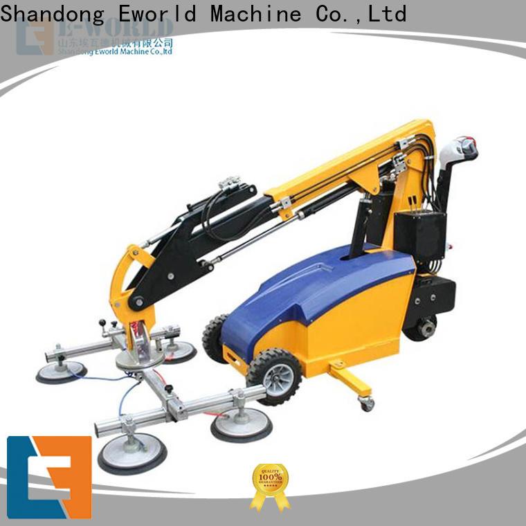 Eworld Machine unique design vacuum glass lifting supplier for distributor