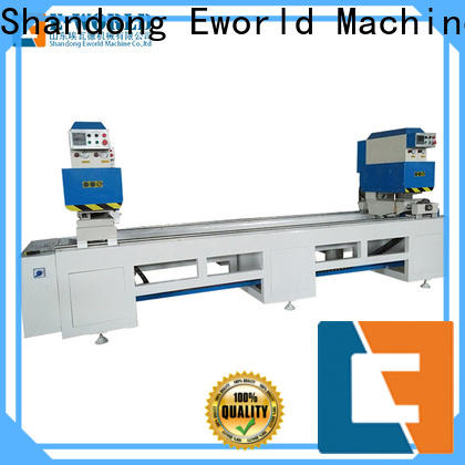 Eworld Machine new vinyl window machine order now for industrial production