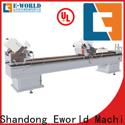 Eworld Machine new glazing bead saw factory for manufacturing