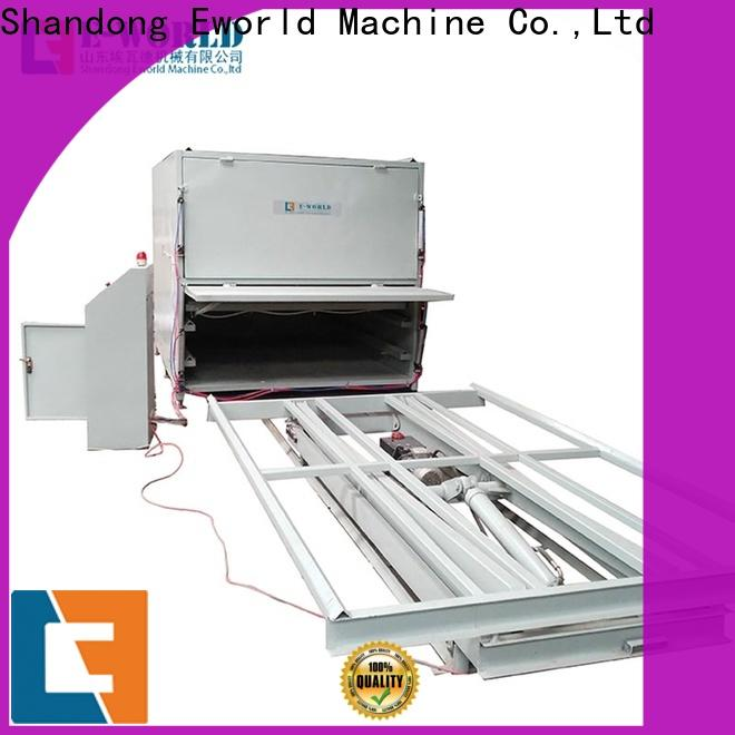 Eworld Machine competitive price pdlc glass laminating machine supplier for manufacturing