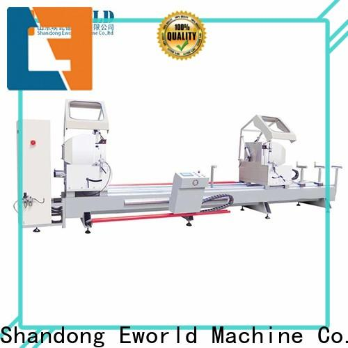 technological upvc and aluminum window machine milling supplier for manufacturing