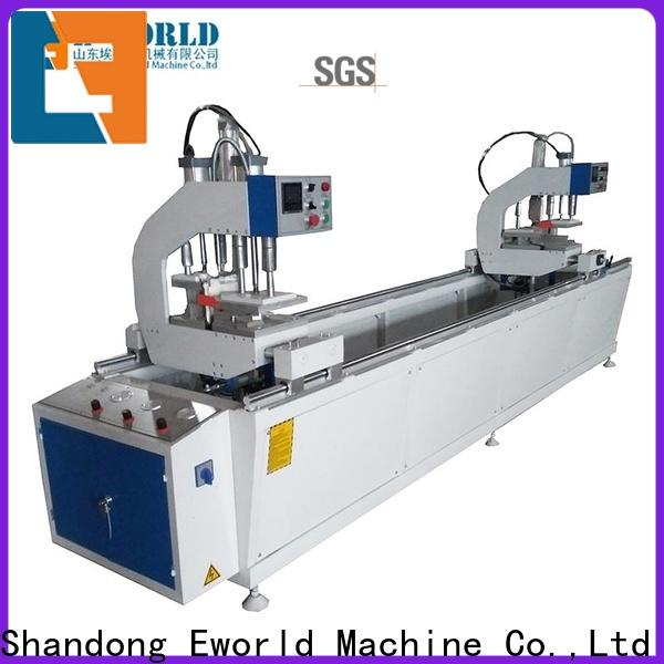 new upvc welding machine for sale machine factory for importer