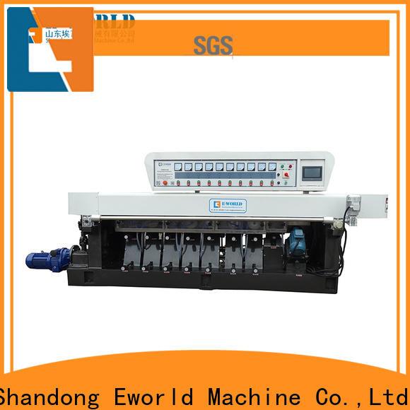 Eworld Machine machine glass edge processing machine manufacturer for manufacturing