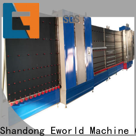 Eworld Machine glazing insulating glass machine for door wholesaler for commercial industry