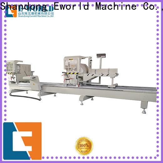 technological aluminum window end milling machine aluminum manufacturer for industrial production