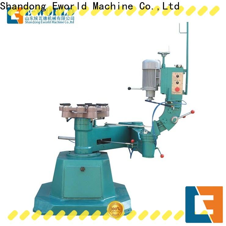 technological portable glass edge polishing machine shaped manufacturer for manufacturing