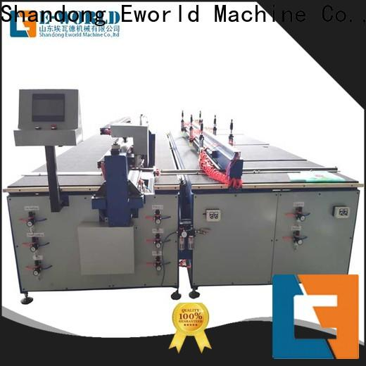 Eworld Machine industrial automatic glass cutting table for sale foreign trader for sale