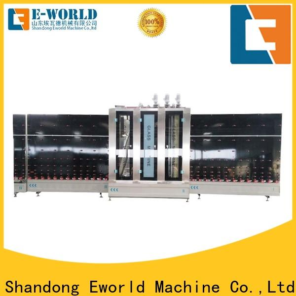 low moq vertical insulating glass machinery line provider for commercial industry