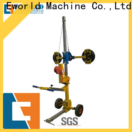 Eworld Machine unique design glass lifting equipment terrific value for sale