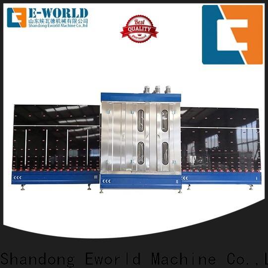 Eworld Machine machine glass washing and drying machine factory for industry