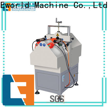 Eworld Machine quality pvc door making machine factory for importer