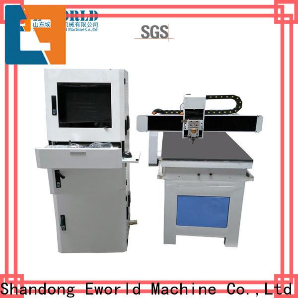 Eworld Machine cnc manual mosaic glass cutting table dedicated service for machine