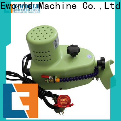 Eworld Machine pencil glass edge processing machinery manufacturer for industrial production