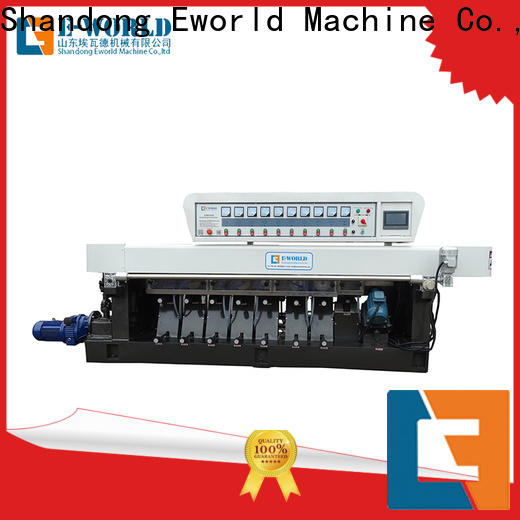 trade assurance glass edge chamfer machine line OEM/ODM services for manufacturing