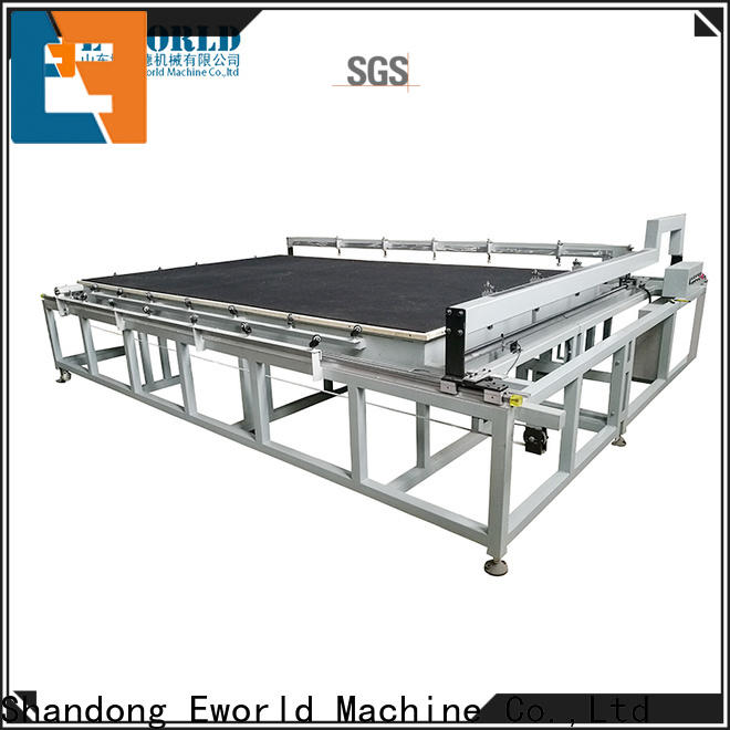 reasonable structure glass cutting equipment for sale loading dedicated service for machine