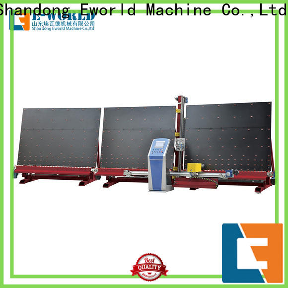 Eworld Machine automatic flat pressing insulating glass machine provider for commercial industry