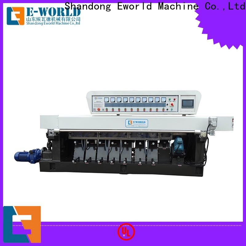 fine workmanship glass border edge machine line supplier for global market