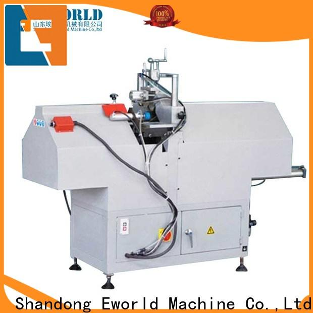 latest upvc door making machine door supplier for importer