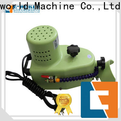 Eworld Machine fine workmanship small glass edging machine manufacturer for industrial production