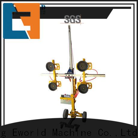 Eworld Machine standardized heavy glass lifting equipment for sale
