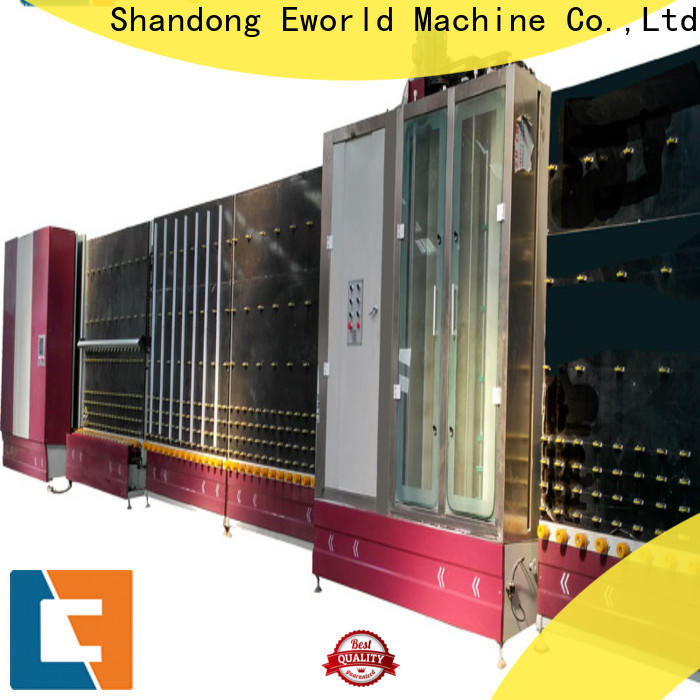 Eworld Machine extruder insulating glass machine for door factory for manufacturing