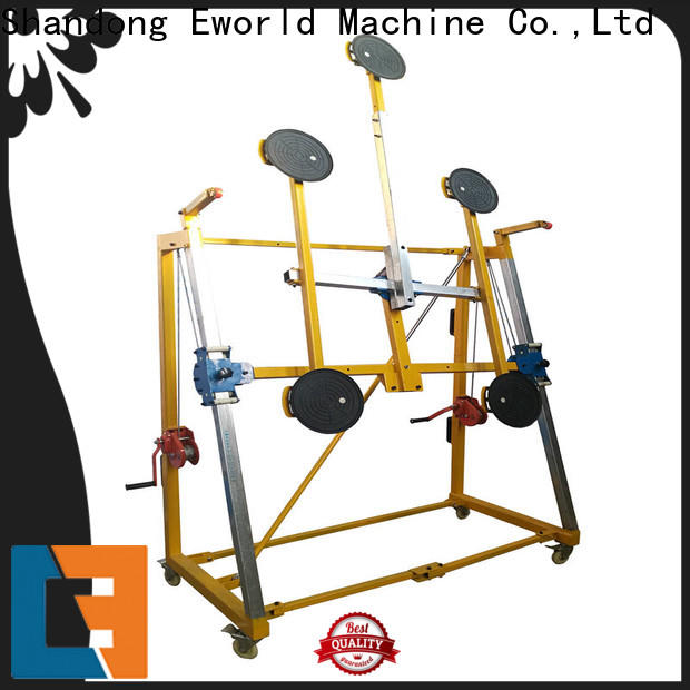 Eworld Machine transport glass lifting devices supplier for distributor
