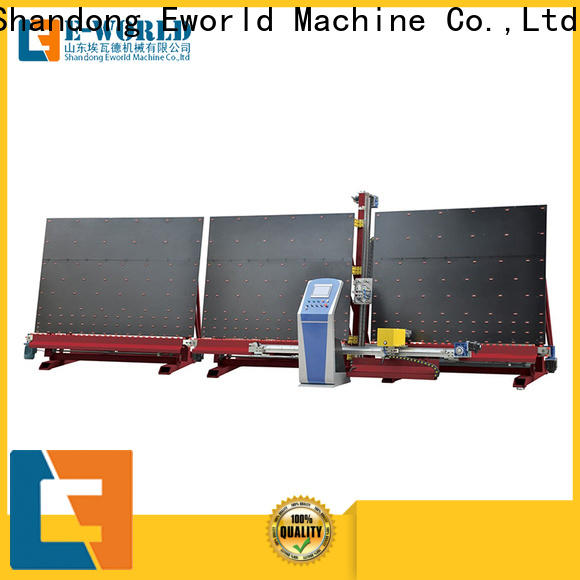 Eworld Machine standardized double glazing machinery factory for industry