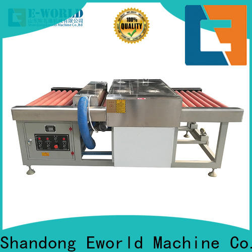 trade assurance glass washer and dryer open factory for industry