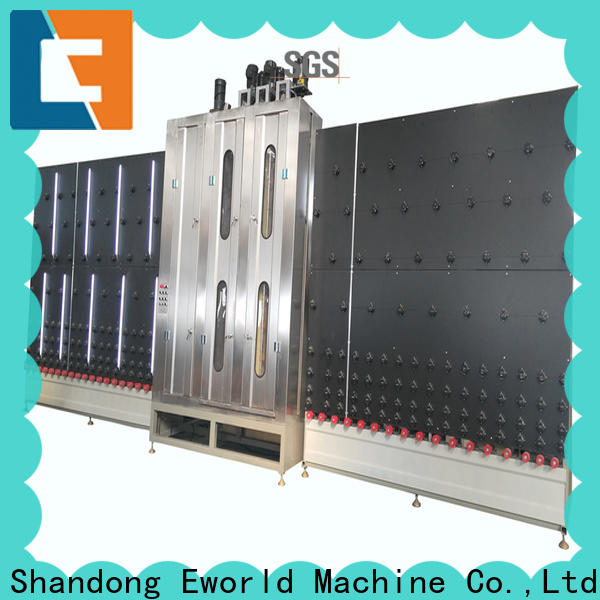 Eworld Machine inventive glass washing equipment international trader for distributor