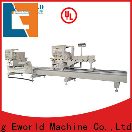 technological aluminium window crimping machine head OEM/ODM services for industrial production