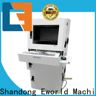 Eworld Machine stable performance cnc glass cutting table exquisite craftsmanship for machine