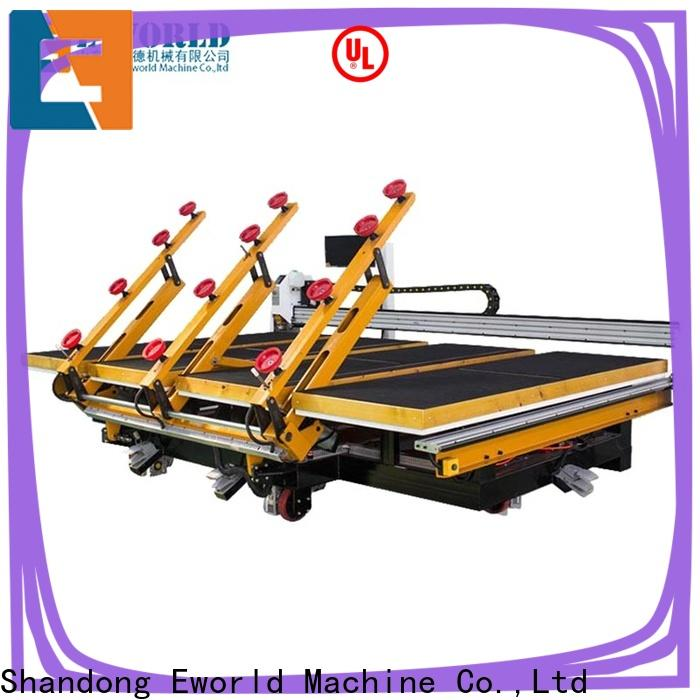 high reliability automatic glass cutting table for sale breaking dedicated service for sale