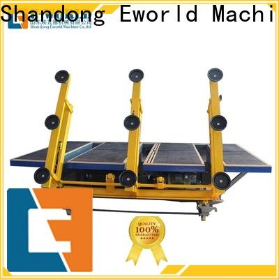 Eworld Machine stable performance automatic glass cutting table for sale exquisite craftsmanship for machine