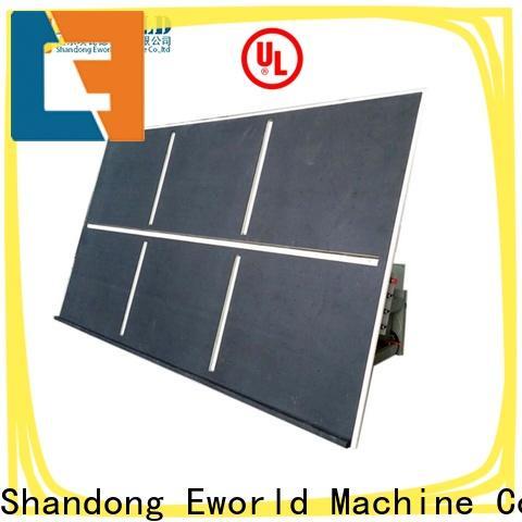 Eworld Machine cutting glass cutting machine dedicated service for industry