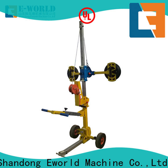Eworld Machine heavy cup suction lifter factory for industry