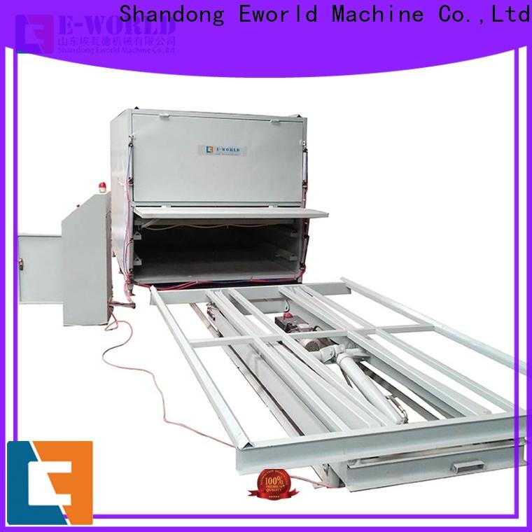 Eworld Machine competitive price safety glass laminating machine great deal for manufacturing