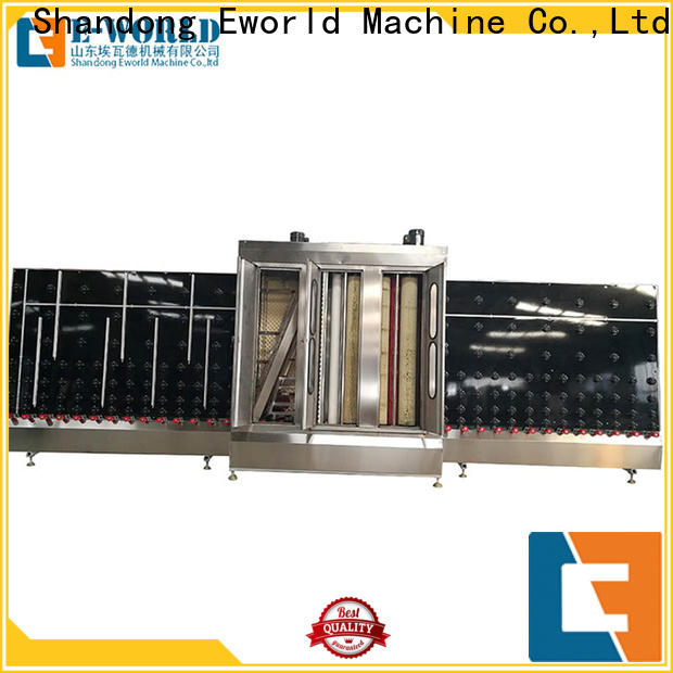trade assurance open top vertical glass washer washer supplier for manufacturing