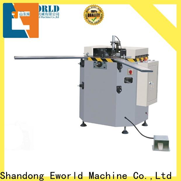 technological aluminium crimping machine suppliers milling OEM/ODM services for industrial production