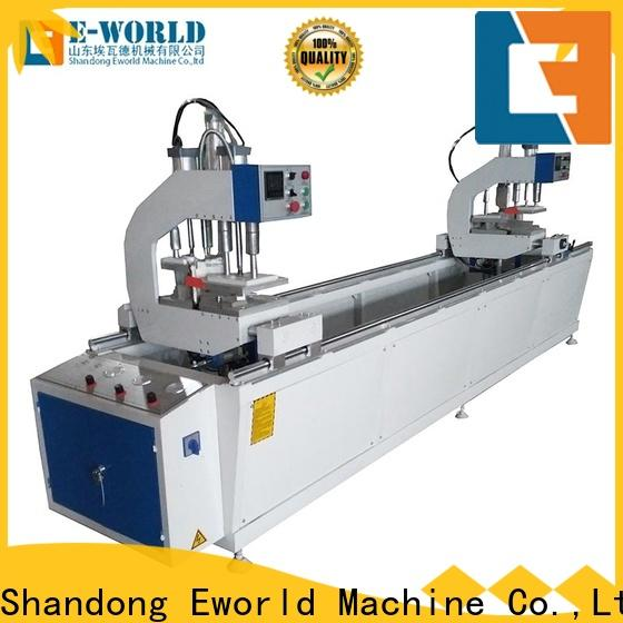new upvc window machinery for sale single supplier for manufacturing
