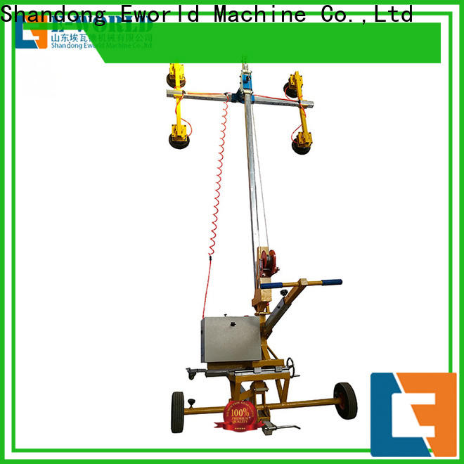Eworld Machine standardized glass handling lifter factory for industry