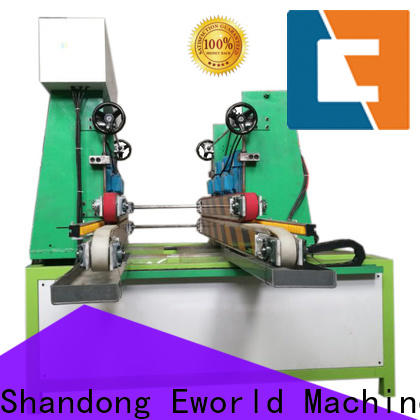 Eworld Machine technological hand held glass edge polishing machine OEM/ODM services for global market