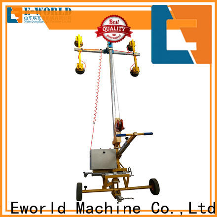 Eworld Machine unique design glass handling equipment factory for industry