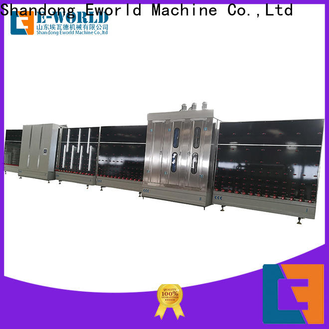 Eworld Machine machine insulating glass machine for window factory for manufacturing