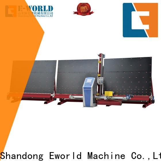 Eworld Machine low moq double glass glazing machine factory for industry