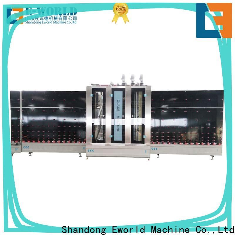 Eworld Machine machinery flat pressing insulating glass machine provider for manufacturing